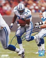 James Stewart Detroit Lions Hand Signed Autographed 8x10 Photo w/COA