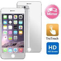 iPHONE 6 6S PLUS PREMIUM MIRROR SCREEN PROTECTOR LCD DISPLAY FILM COVER GUARD
