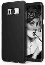 Samsung Galaxy S8 Case Ringke [Slim] Snug-Fit Slender [Tailored Cutouts] Ligh...