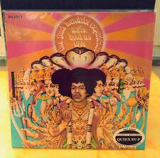 "Jimi Hendrix Experience ""Axis: Bold as Love"" MONO 200 Gram QUIEX SV-P CLASSIC LP"