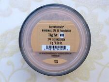 Bare Escentuals BareMinerals Original Foundation LIGHT - W15 8g XL - NEW!