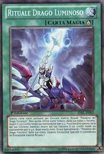 3x Rituale Drago Luminoso YU-GI-OH! LVAL-IT062 Ita COMMON 1 Ed.