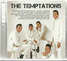 CD (NOUVEAU!) Best of Temptations (Papa ce que Rolling Stone just my imagination mkmbh