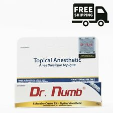 Dr. Numb - numbing gel - Original - Canada - 10g