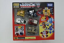 Takara Tomy Transformers Encore 10 G1 Minibots Set MIB
