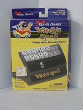 Disney ~ Witch's Spell ~ 'Old Fashion - NO Batteries' Travel Game