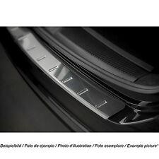 Ladekantenschutz für VW Sharan 1 I 7M 1995-2010 mit Abkantung Edelstahl