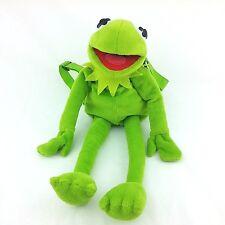 Disney-The Muppets KERMIT FROG Peluche Mochila Morral Bolsa THE-Jim Henson