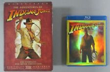 Indiana Jones Complete Movie Collection Kingdom Of The Crystal Skull Blu Ray DVD