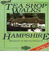 Hampshire Best Tea Shop Walks  by Howard, & Howard.Paperback 1st Edition 1998