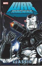 War Machine Classic TPB (2010 Marvel) OOP SEALED NM