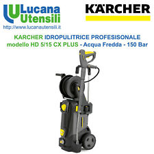 KARCHER IDROPULITRICE PROFESISONALE modello HD 5/15 CX PLUS Acqua Fredda 150 Bar