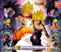BANDAI Dragon Ball Super VS Dragon ball 11 Complete set 4 pcs Figure JAPAN