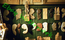 Wood Carving Art Forms Saint-Jean-Port-Joli Quebec Canada 1959 Kodak 35mm Slide