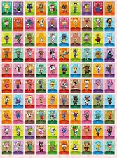 ANIMAL CROSSING AMIIBO SERIES 4 CARDS # 301-400 - PICK FROM THE LIST - FREE POST