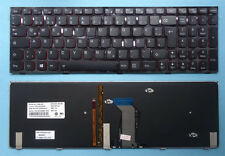 Tastatur Lenovo IdeaPad Y510P Y510PT Y590 Y510PA LED Backlight Licht  Keyboard