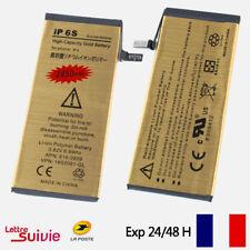 BATTERIE GOLD HAUTE-CAPACITÉ DE REMPLACEMENT POUR IPHONE 6S Envoi 24/48H FR