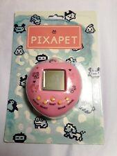 Vintage Tamagotchi Giga Pet UK version pixapet (pink) toy game electronic sealed
