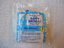 """Vintage 1994 McDonalds Happy Meal Toy # 3 Hot Wheels """" NIP """" AWESOME COLLECTIBLE"""