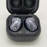 Samsung Galaxy Buds Live True Wireless Headphones (SM-R180NZWAXAR) - Black