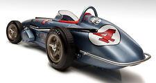 Ford 1964 Indy GP F 1 Race Car 40 Vintage 18 GT 24 Metal T 8 Racer 12 Model 43