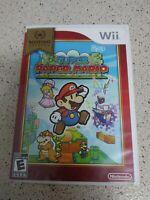 Super Paper Mario (Nintendo Wii, 2007)