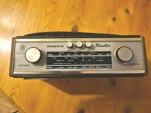 Roberts Rambler Vintage Portable Radio