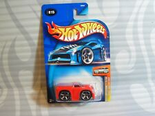 2004 Hot Wheels Primo Edizioni #015=Blings Dodge Ram Pick-Up = Rosso 5sp, 0714