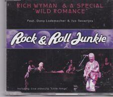 Rich Wyman-Rock&Roll Junkie cd maxi single