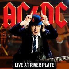 AC/DC Coloured Vinyl Music Records