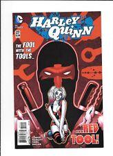 Harley Quinn #27 | 2014 Series | Near Mint- (9.2) | 1st Full Red Tool appearance