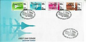 Singapore 1978 Aviation Full Set FDC