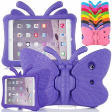 "Kids Cute Butterfly EVA Foam Rugged Case For iPad 9.7"" 6th Gen Air 2 Mini Pro"