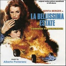 Alberto Pomeranz: La Bellissima Estate (New/Sealed CD)