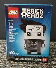LEGO BrickHeadz Captain Armando Salazar Disney Pirates of Carribean Building Kit