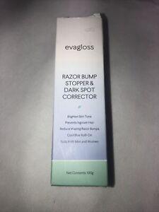 evagloss razor bump stopper and dark spot corrector