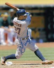JOSE ALTUVE ASTROS Autographed 8x10 Photo (RP)