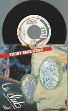 "7""    Le Club ‎– Front Page News"