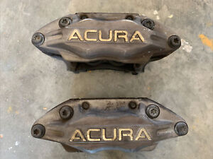 2005-2012 Acura RL Front Brake Caliper Left And Right Side OEM