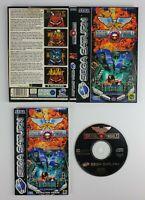 Digital Pinball ~ Sega Saturn(PAL)~ VGC & Complete w/Manual ~ Free UK Postage
