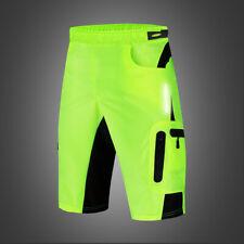 Men's Cycling Shorts Mtb Downhill Mountain Bike Padded Short Pants Outdoor Sport