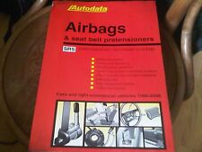 AUTODATA AIRBAG & Cintura pre ‐ SRS Workshop Manuale 1988-2000