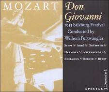 Mozart: Don Giovanni: 1953 Salzburg Festival, New Music