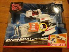 speed racer deluxe mach 5 and speed racer