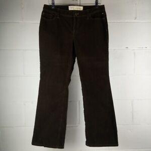Ann Taylor Loft Corduroy Pants Women Petite Size 10P