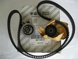 Genuine Fiat 1.9 JTd Timing Belt Tensioner Kit 71736714 Punto Doblo Strada Siena