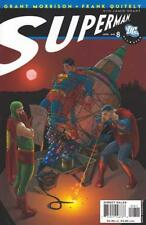 All-Star Superman #8, NM 9.4, 1st Print, 2007 Flat Rate Shipping-Use Cart
