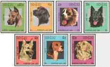 Timbres Chiens Laos 770/6 ** lot 27535