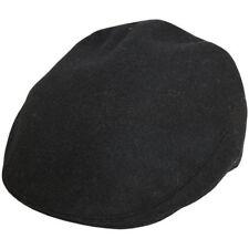 Cappelli da uomo neri poliestere