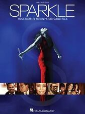 Sparkle : Music from the Motion Picture Soundtrack Piano Vocal Guitar Music